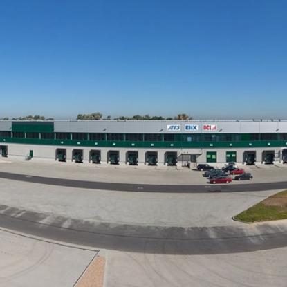hala przemysłowa dok przemysł projektowanie hal magazyn logistyczny logistyka