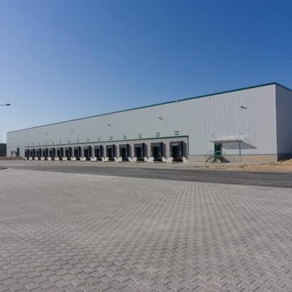 rawa przemysł pepco projektowanie projekt hali logistyka projekt budowlany
