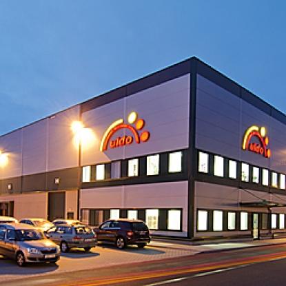 uldo park przemysłowy centrum logistyczne projektowanie projekt budowlany produkcja obiekt przemysłowy